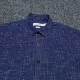 TOPMAN Cotton Shirt Short Sleeve Size XS