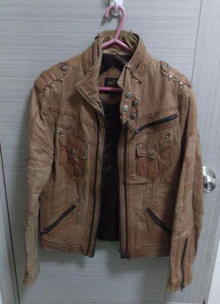 100%Leather Jacket