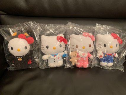 McDonald's Hello Kitty 公仔