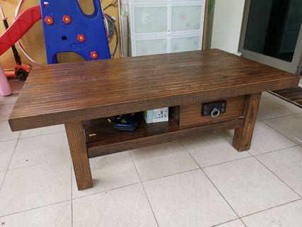 Wooden Coffee/Tea Table