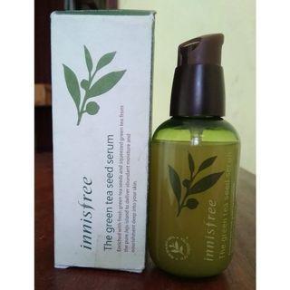 Innisfree Green Tea Seed Serum 100% ORIGINAL