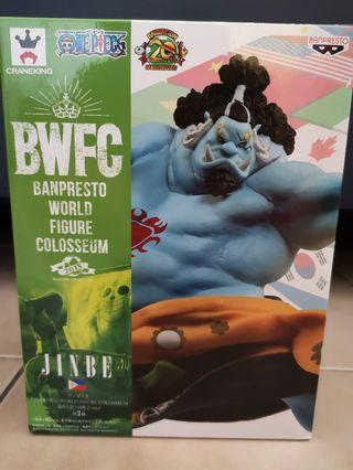 BANPRESTO WORLD FIGURE COLOSSEUM 追形王頂上决戦2 vol. 4 (Jinbe)