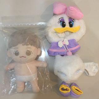 EXO Baekhyun Doll Set