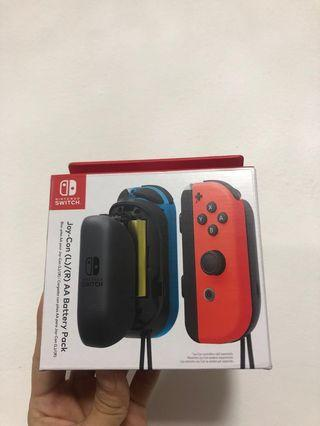 🚚 CHEAPEST Nintendo switch joy-con AA battery pack