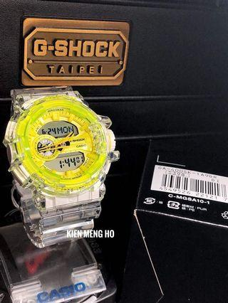 💛💛💛Brand new in box and 💯% authentic Casio G-Shock GA-400SK-1A9DR , GA400 , GA-400 , GA400SK , GA400-SK , GA400SK1A9 , Casio , Gshock
