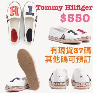 Tommy Hilfiger Tommy jeans women flats shoes 女裝平底鞋 籐鞋