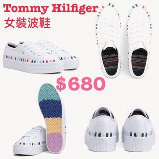 Tommy Hilfiger women shoes sneakers trainers 女裝波鞋