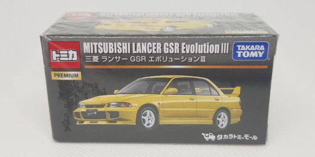 Tomica Takara Tomy Mall Exclusive Mitsubishi Lancer GSR Evolution III