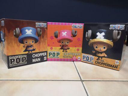 One Piece - Chopperman - Portrait.Of.Pirates.- Figurines