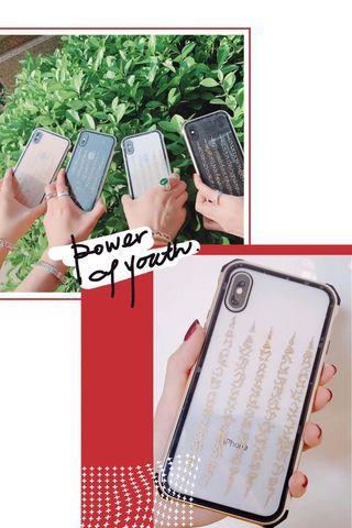 📱阿贊阿卡拉迪-iphone手機殼/五條經文 📱