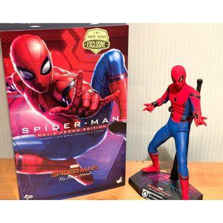 WTS PO Slip Hot Toys Spider-man: Far From Home Movie Promo