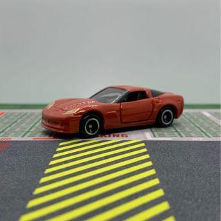 🚚 Tomica Chevrolet Corvette Z06