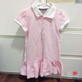 CLEARANCE SALE! Ralph Lauren rare gingham Dress