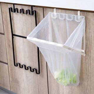 摺疊掛壁式垃圾桶 省空間 不占任何空間掛鉤式 儲物移動式