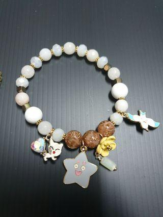 🚚 🐈 Cat Korean Style Princess Bracelet