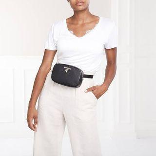 Prada Leather Belt Bag