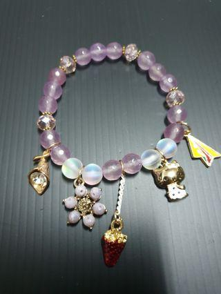 🚚 🎀 Hellokitty Korean Style Princess Bracelet