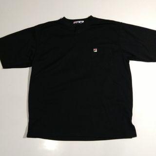 FILA Button T Shirt