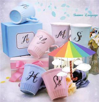 afternoon tea下午茶20107年新款字母杯馬克杯💰2000