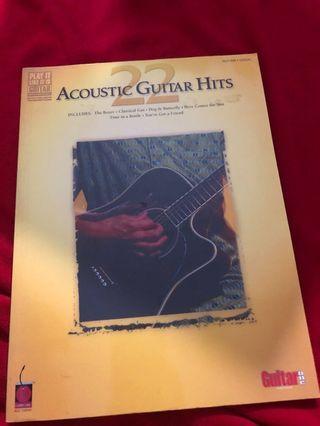 22 Acoustic Guitar Hits