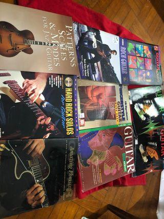 Score for Guitar (with CD) /pcs