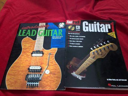 Score for Guitar (with CD)
