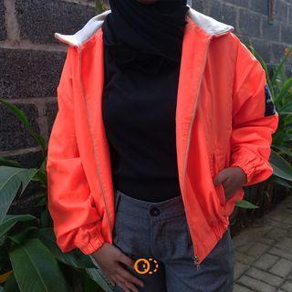 Helly Hansen Orange Jacket