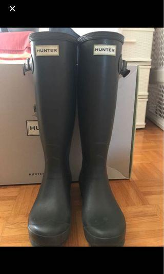 Hunter Field Boots