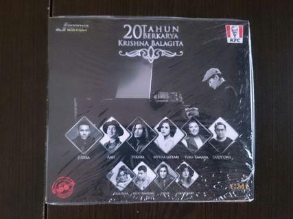CD Original 20 Tahun Berkarya Krishna Balagita,