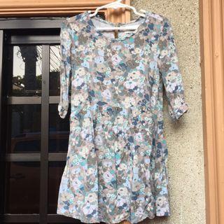 Old Navy 3/4 sleeves dress
