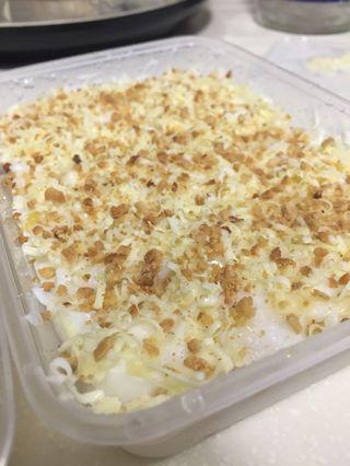 🚚 Maja Blanca overloaded with Corn, Cheese and Nuts