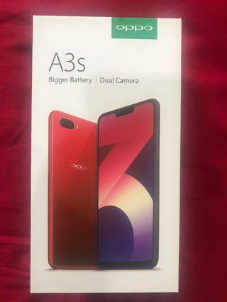 Oppo A3S - 2 Rom / 16GB - Red (New)