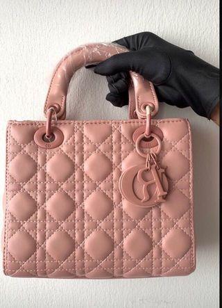 Lady Dior Matte Medium