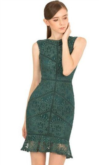 Worn x 1 Doublewoot Lace Dress Size S