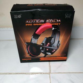 🚚 Gaming Headset / Gaming Headphones