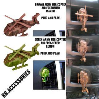 🚁Spinning Helicopter Air Freshener
