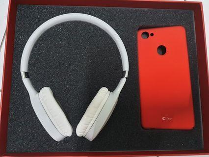 Dual-mode Stereo Bluetooth Headphone