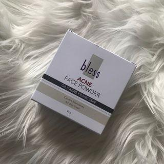 NEW Bless cosmetics face powder