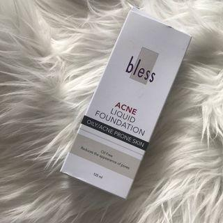 NEW Bless cosmetics foundation