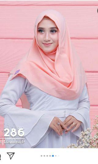 Hijab instan arrafi