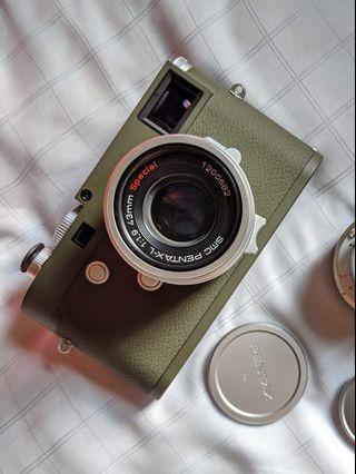 🚚 Pentax 43mm f1.9 Special LTM