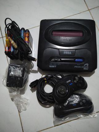 Sega Megadrive 2 clone