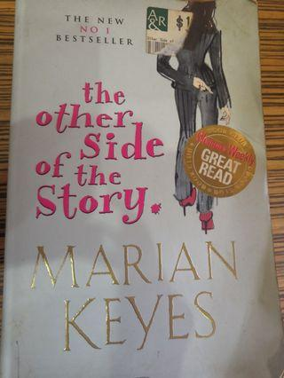 English novel The other side of story