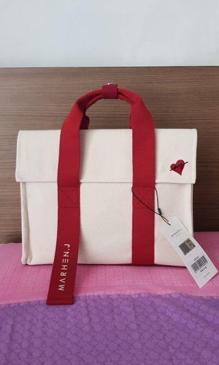[Ready Stock] MARHEN.J Marhen J Roy Mini Bag - Heart Signal