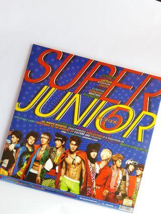 Super Junior THE FIFTH ALBUM Mr. Simple