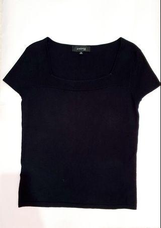 Joneswear Squared Neck Knitted Blouse
