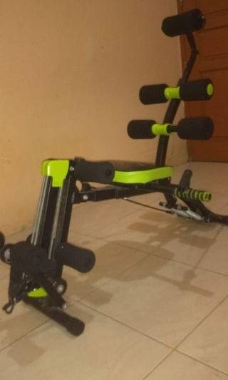 Alat fitnes all in one