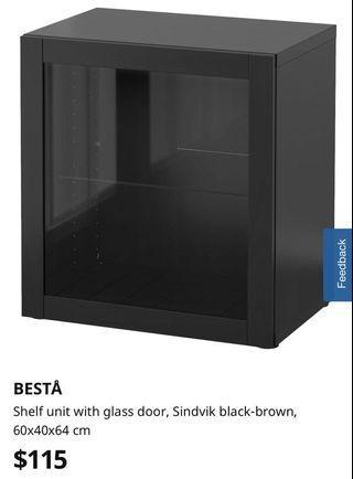 IKEA Besta cabinet - $30