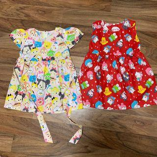 BN Baby Girl Dresses bundle
