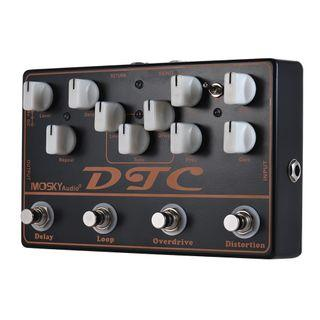 dtc  4 in 1 pedal